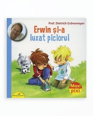 Erwin Si-A Luxat Piciorul - Maxi Pixi