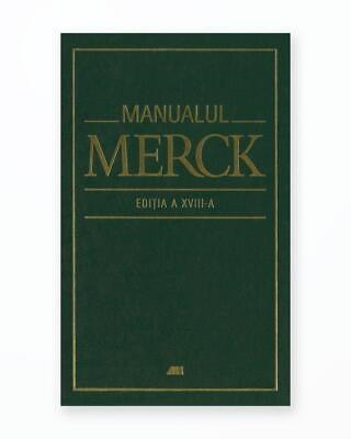 Manualul Merck De Diagnostic - Editia A 18-A