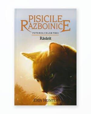 Rasarit - Puterea Celor Trei. Pisicile Razboinice Vol. 18