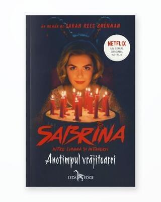 Anotimpul Vrajitoarei - Sabrina Intre Lumina Si Intuneric Vol. 1