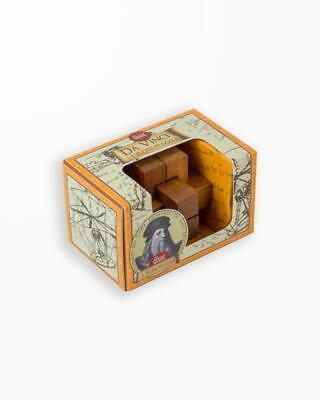 Joc Logic - Da Vinci's Cross Mini Puzzle