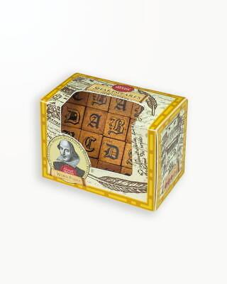 Joc Logic - Shakespeare's World Puzzle