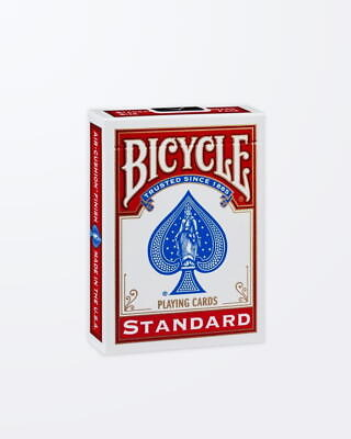 Carti de Joc Bicycle Standard - Rosu