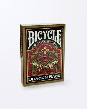Carti de Joc Bicycle Dragon Back - Gold