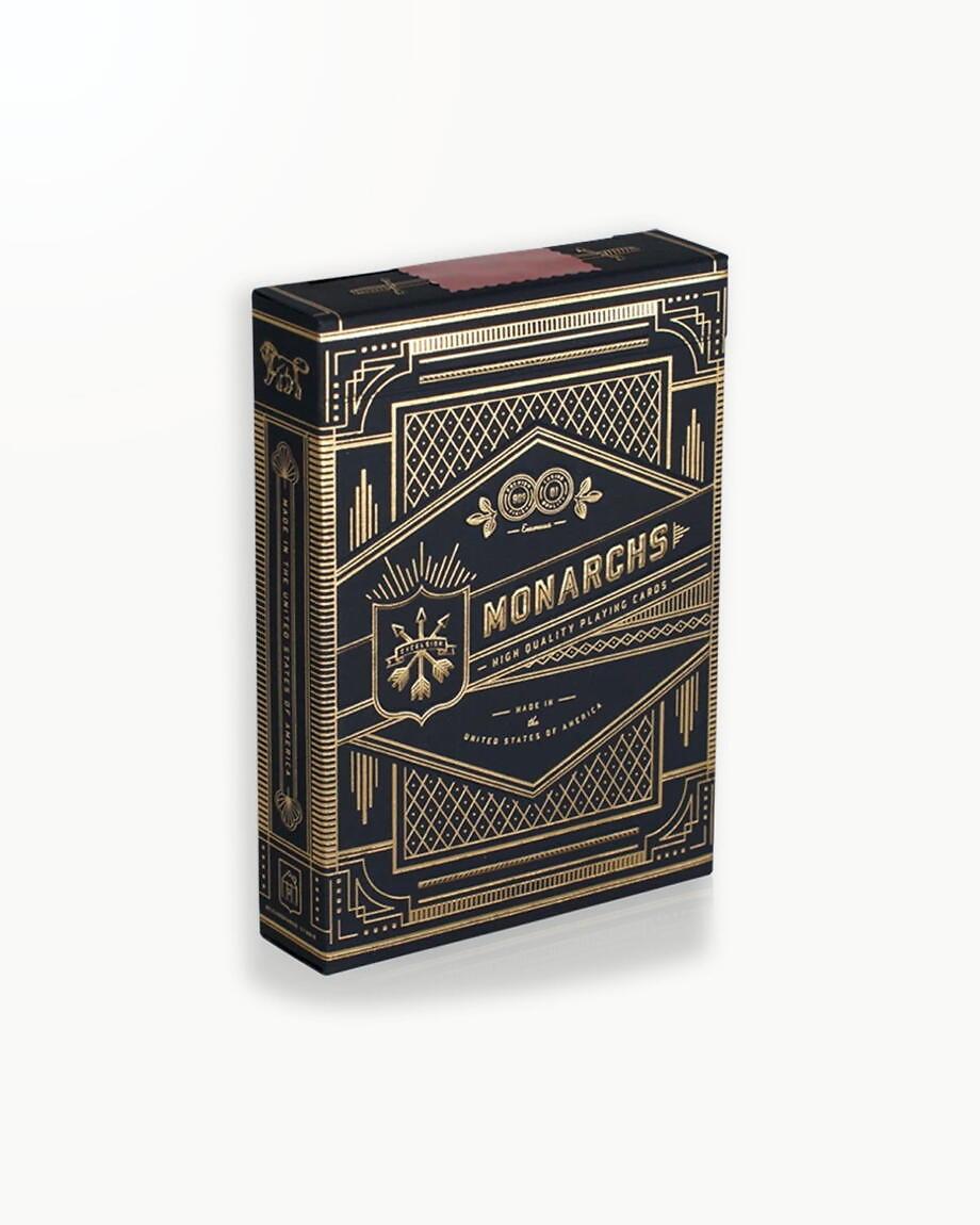 Carti de Joc Monarchs 1