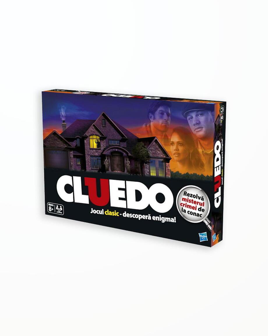 Cluedo - Un Joc al Misterelor