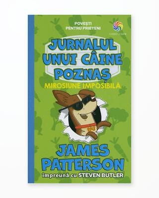 Mirosiune Imposibila - Jurnalul Unui Caine Poznas vol. 3