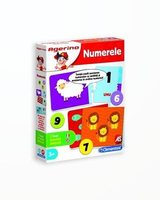Numerele - Joc Educativ Agerino