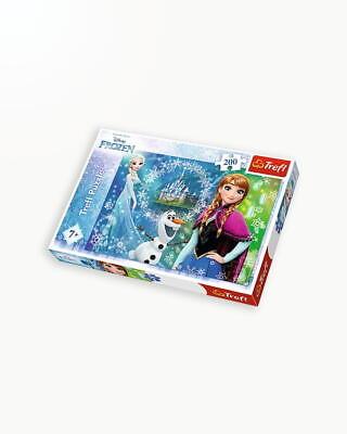 Puzzle Trefl 200 Puterea Surorilor Frozen