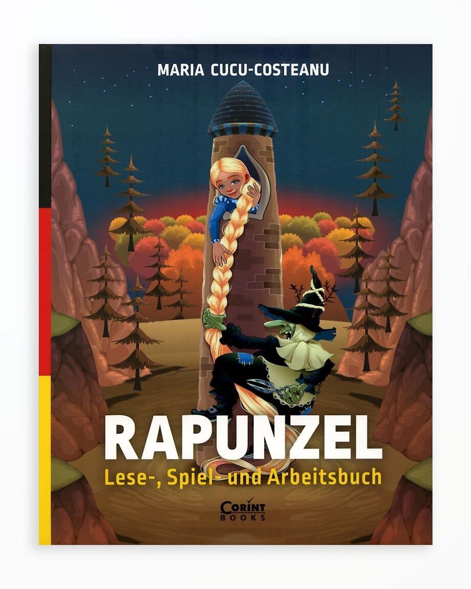 Rapunzel. Lese-