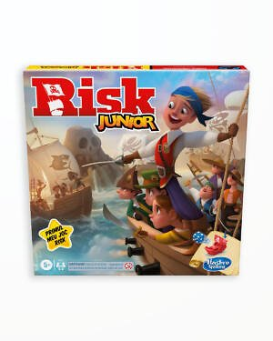 Risk Junior - Limba Romana