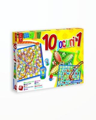 Set Jocuri 10-in-1