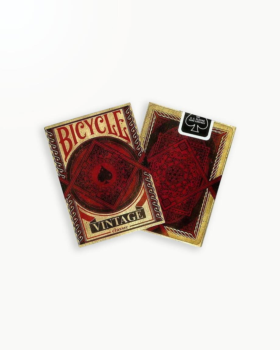 Carti de Joc Bicycle Vintage Classic 1