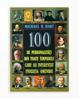 100 de Personalitati din Toate Timpurile