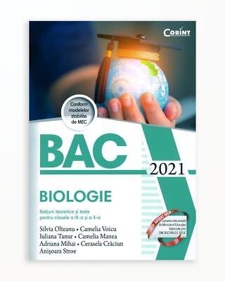 Bac 2021 Biologie - Clasele IX-X