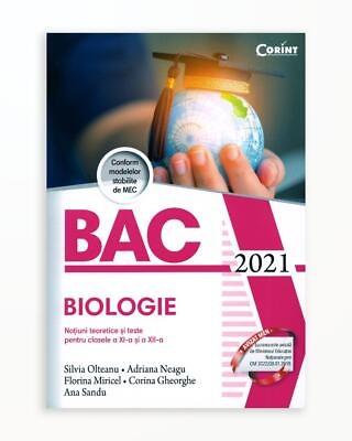 Bac 2021 Biologie - Clasele XI-XII