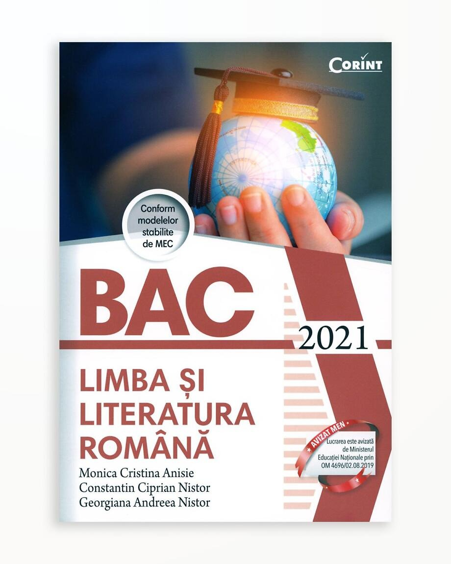 Bac 2021 Limba si Literatura Romana