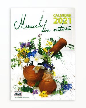 Calendar Miracole din Natura (A4) – 2021