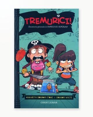 Intoarcerea Piratului in Papuci de Iepuras - Tremurici! Vol. 2