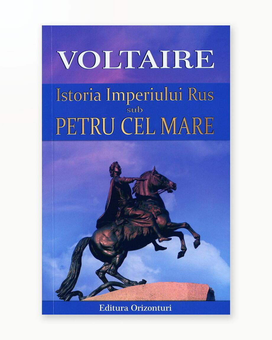 Istoria Imperiului Rus sub Petru cel Mare