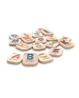 Alfabetul Braille pentru Copii
