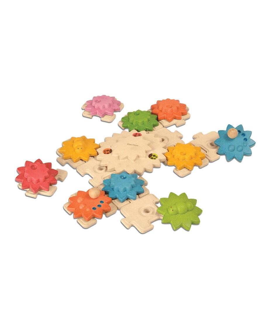 Puzzle cu Roti Dintate - Deluxe