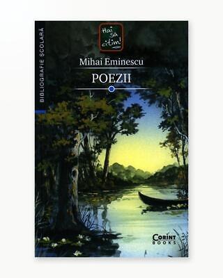 Poezii Mihai Eminescu - Ed. 2018