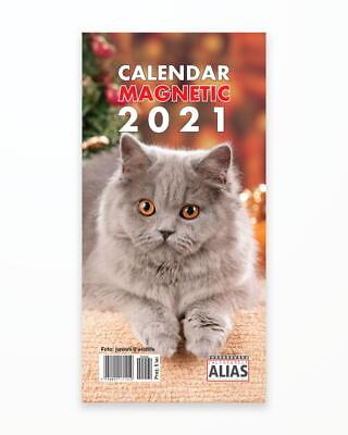 Calendar Magnetic Pisici – 2021