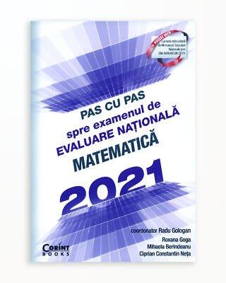 Evaluare Nationala 2021 - Matematica