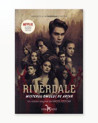 Misterul Omului de Artar - Riverdale Vol. 3