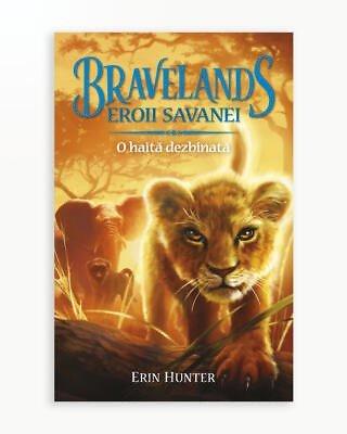 O Haita Dezbinata - Bravelands - Eroii Savanei Vol. 1