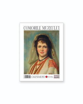 Calendar Comorile Muzeului 12+1 File - 2021