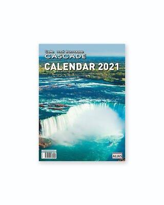 Calendar cele mai Frumoase Cascade 6+1 File - 2021