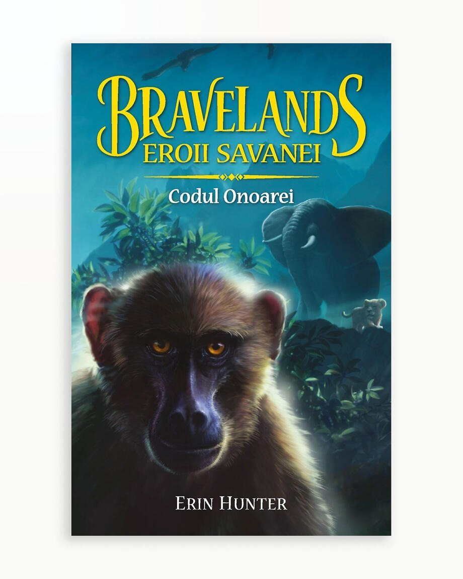 Codul Onoarei - Bravelands - Eroii Savanei Vol. 2