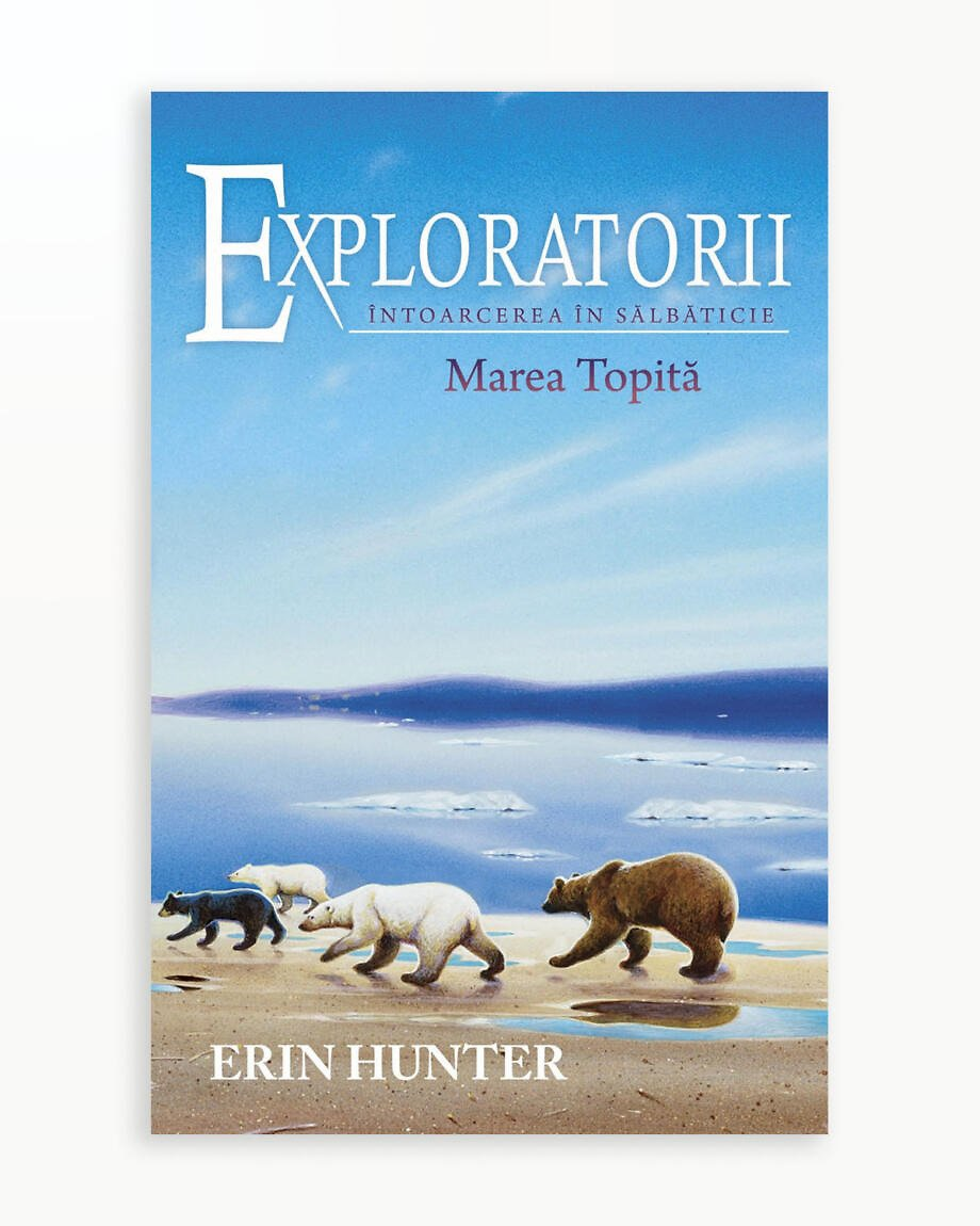 Marea Topita - Exploratorii Vol. 8