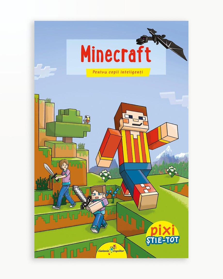 Minecraft - Pixi Stie-Tot