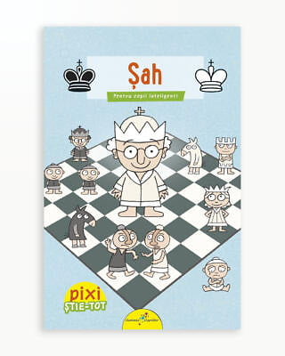 Sah - Pixi Stie-Tot