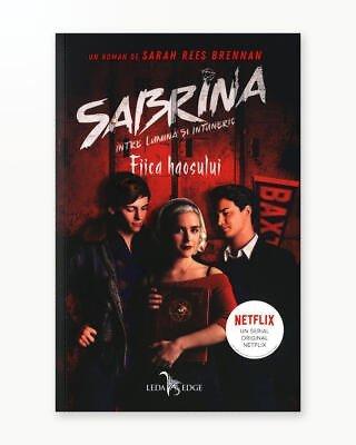 Fiica Haosului - Sabrina intre Lumina si Intuneric Vol. 2
