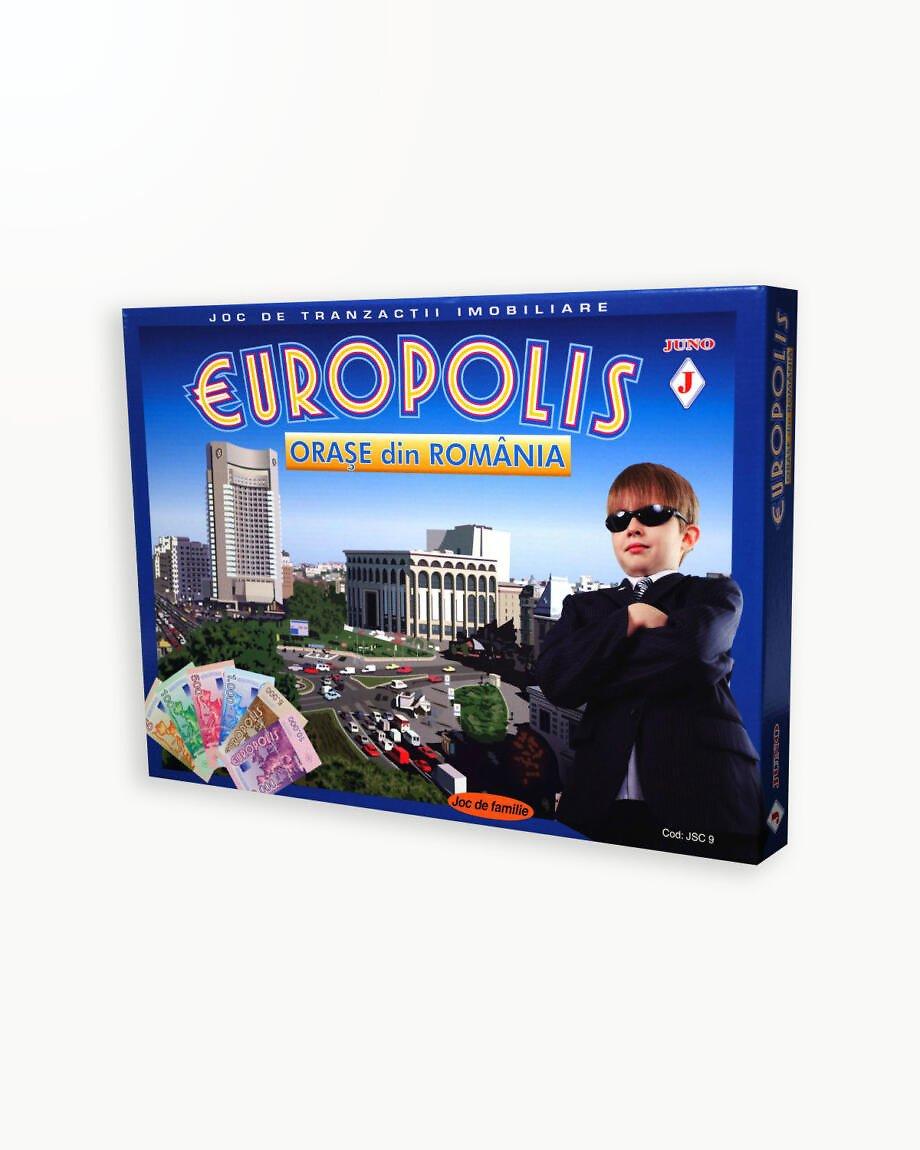 Europolis – Orase din Europa fata
