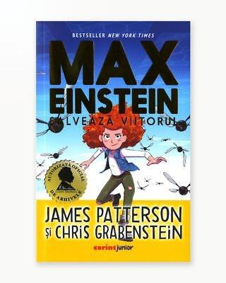 Max Einstein Salveaza Viitorul - Vol. 3