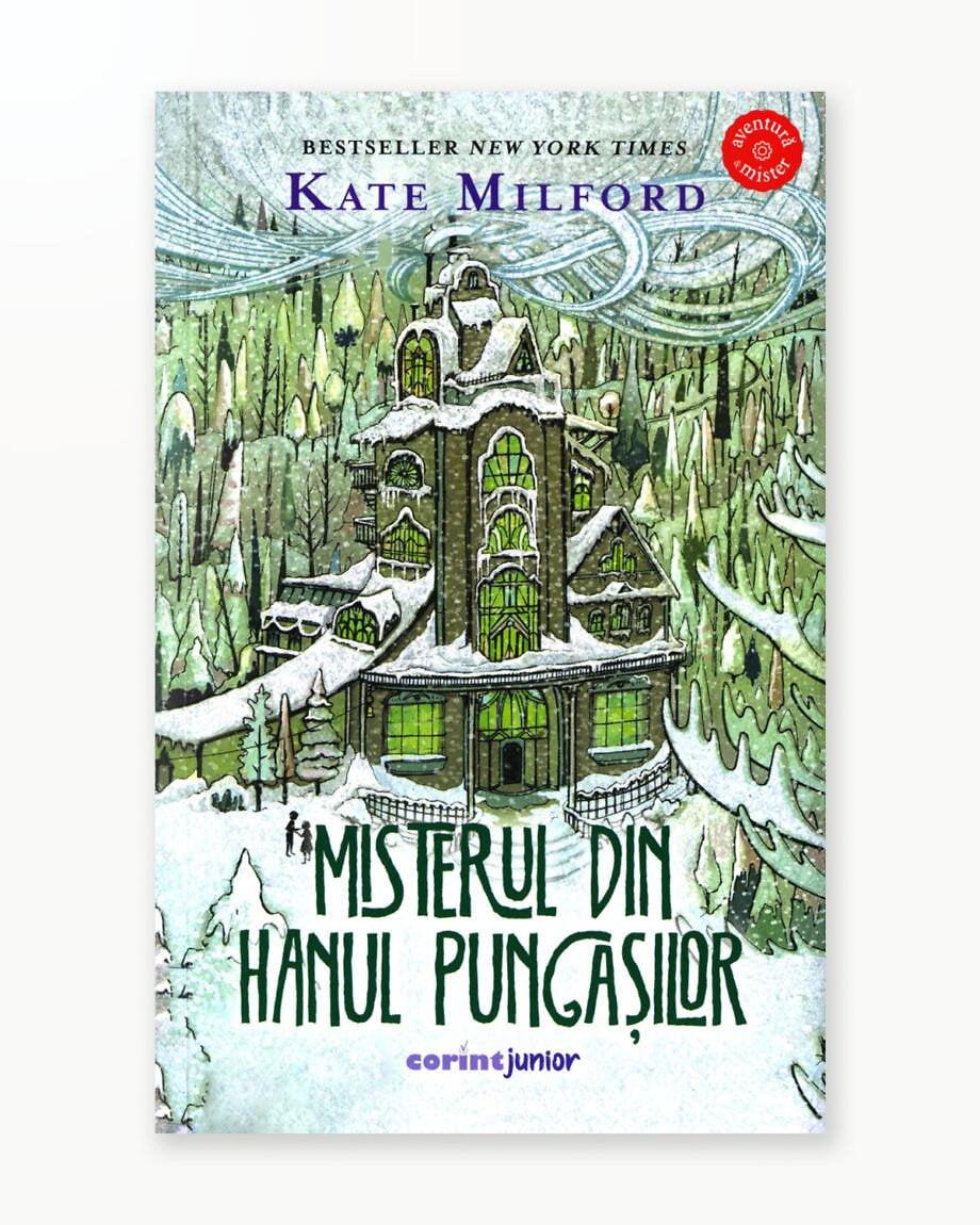Misterul din Hanul Pungasilor - ed. 2021