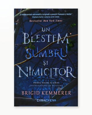 Un Blestem Sumbru si Nimicitor - Distrugatorii de Blesteme vol. 1