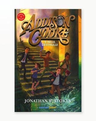 Addison Cooke si Inelul Destinului - Vol. 3