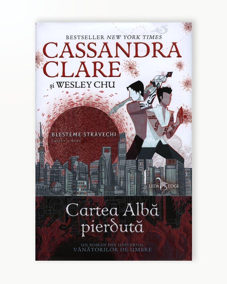 Cartea Alba Pierduta - Blesteme Stravechi Vol. 2