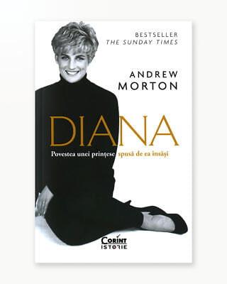 Diana. Povestea unei Printese Spusa de ea Insasi
